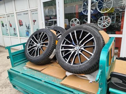 Диски BMW X7 5/112 Continental за 1 060 000 тг. в Алматы – фото 9