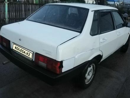 ВАЗ (Lada) 21099 (седан) 2000 года за 450 000 тг. в Караганда – фото 2