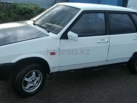 ВАЗ (Lada) 21099 (седан) 2000 года за 450 000 тг. в Караганда – фото 3