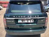 Land Rover Range Rover 2013 года за 20 000 000 тг. в Алматы – фото 5