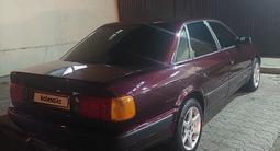 Audi 100 1991 года за 2 000 000 тг. в Алматы – фото 4
