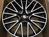 Диски r20-21 разно широкие Porsche Panamera cayenne за 440 000 тг. в Алматы – фото 4