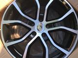 Диски r20-21 разно широкие Porsche Panamera cayenne за 440 000 тг. в Алматы – фото 5