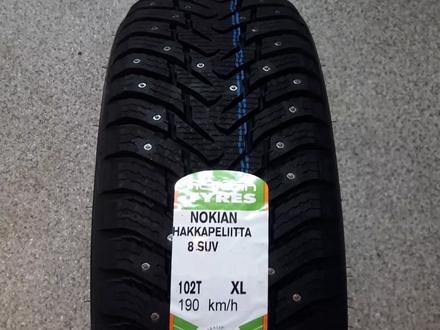235/55 r17 Nokian Hakkapeliitta 8 SUV за 57 800 тг. в Алматы