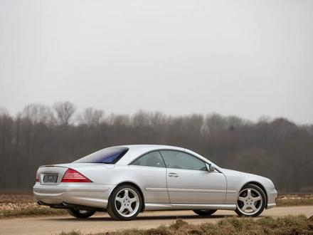 Тюнинг обвес AMG для w215 CL Mercedes Benz за 60 000 тг. в Алматы – фото 10