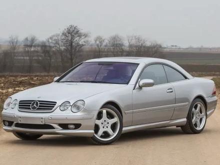 Тюнинг обвес AMG для w215 CL Mercedes Benz за 60 000 тг. в Алматы – фото 3