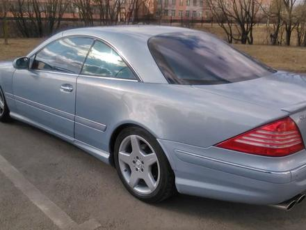 Тюнинг обвес AMG для w215 CL Mercedes Benz за 60 000 тг. в Алматы – фото 4