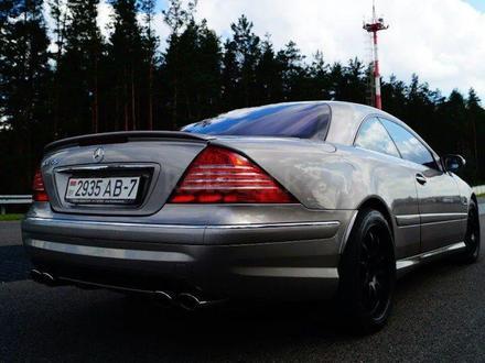Тюнинг обвес AMG для w215 CL Mercedes Benz за 60 000 тг. в Алматы – фото 5