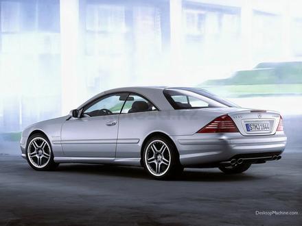 Тюнинг обвес AMG для w215 CL Mercedes Benz за 60 000 тг. в Алматы – фото 6