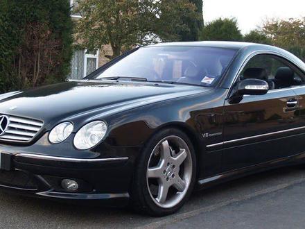 Тюнинг обвес AMG для w215 CL Mercedes Benz за 60 000 тг. в Алматы – фото 7