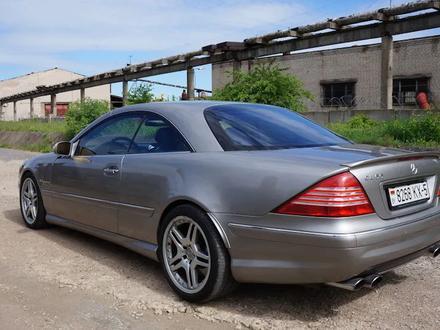 Тюнинг обвес AMG для w215 CL Mercedes Benz за 60 000 тг. в Алматы – фото 8