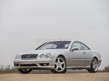 Тюнинг обвес AMG для w215 CL Mercedes Benz за 60 000 тг. в Алматы – фото 9