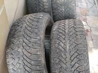 275/55/17 4 баллона зима шины резина за 40 000 тг. в Алматы