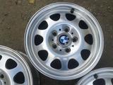 Оригинальные легкосплавные диски 34 стиль на BMW 3 (Германия R15 5 за 80 000 тг. в Нур-Султан (Астана) – фото 5