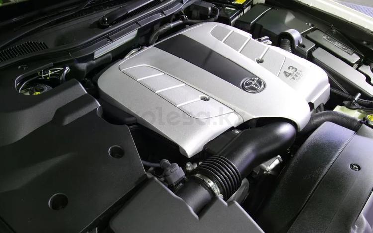 Контрактный двигатель 3UZ СВАП за 850 тг. в Алматы