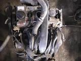 Двигатель Mercedes benz 2.2 16V ОМ604 D22 + за 190 000 тг. в Тараз