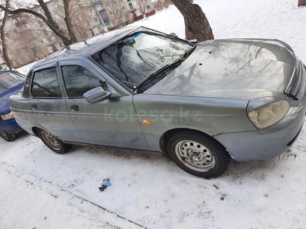 ВАЗ (Lada) 2170 (седан) 2008 года за 1 400 000 тг. в Рудный – фото 5