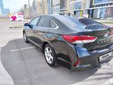 Hyundai Sonata 2018 года за 8 100 000 тг. в Нур-Султан (Астана) – фото 5