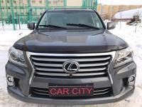 Lexus LX 570 2013 года за 23 500 000 тг. в Нур-Султан (Астана)