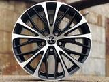 Новые Диски Toyota Camry 70 55 r18 (графит, серые, черные) за 173 000 тг. в Алматы – фото 2
