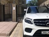 Mercedes-Benz GLS 400 2018 года за 34 000 000 тг. в Алматы – фото 2