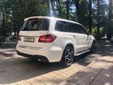 Mercedes-Benz GLS 400 2018 года за 34 000 000 тг. в Алматы – фото 3