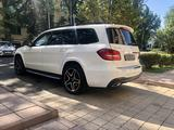 Mercedes-Benz GLS 400 2018 года за 34 000 000 тг. в Алматы – фото 4