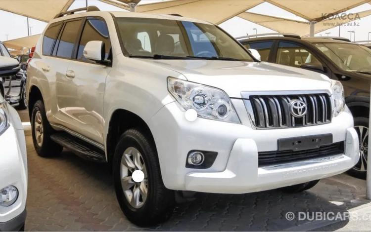 Toyota Land Cruiser Prado 2012 года за 12 000 000 тг. в Тараз