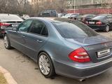 Mercedes-Benz E 280 2005 года за 4 000 000 тг. в Алматы – фото 2