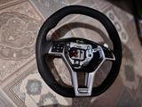 Руль AMG на мерседес за 300 тг. в Алматы – фото 4