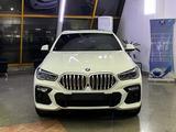 BMW X6 XDrive40i 2021 года за 51 000 000 тг. в Алматы – фото 2