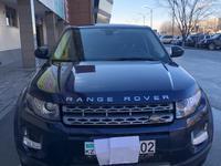 Land Rover Range Rover Evoque 2014 года за 10 000 000 тг. в Алматы