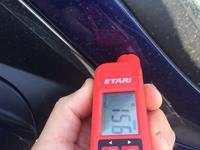 Проверка авто толщиномером Etari 555, фотоотчет. в Атырау