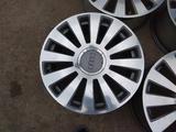 Оригинальные легкосплавные диски на автомашину Audi (Германия R19 за 350 000 тг. в Нур-Султан (Астана) – фото 3