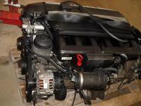 Двигатель m54b22 за 1 000 тг. в Караганда