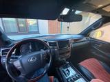 Lexus LX 570 2014 года за 22 500 000 тг. в Уральск – фото 5