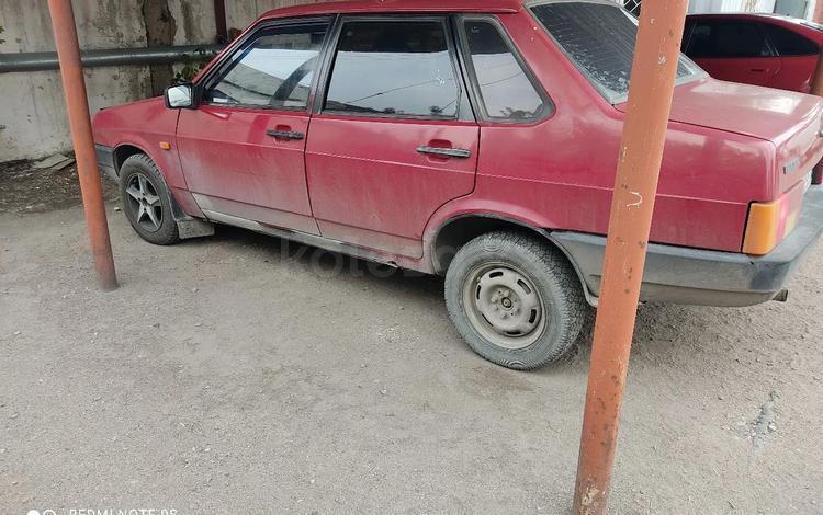 ВАЗ (Lada) 21099 (седан) 1994 года за 450 000 тг. в Караганда