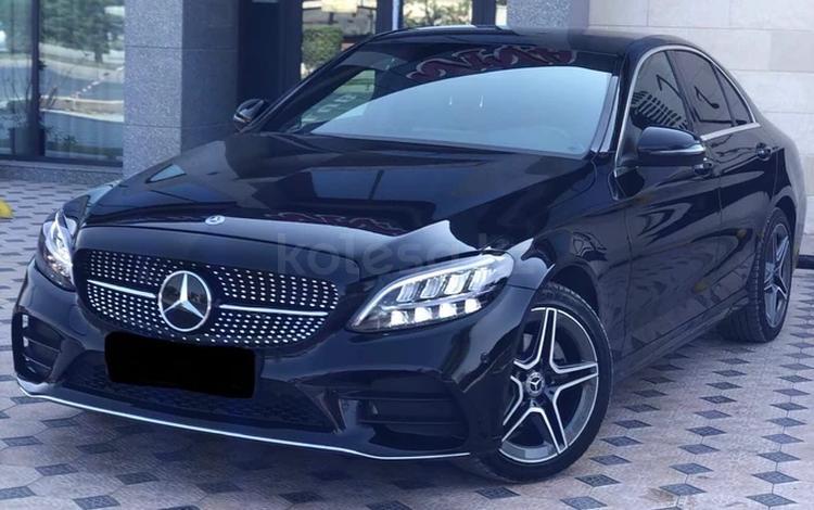 Mercedes-Benz C 180 2018 года за 14 000 000 тг. в Шымкент