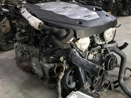 Двигатель Nissan VQ35HR 3.5 л из Японии за 500 000 тг. в Петропавловск – фото 4