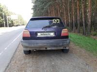 Volkswagen Golf 1993 года за 850 000 тг. в Петропавловск