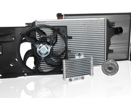 Радиатор охлаждения Toyota Hilux 2tr 2.7 за 43 000 тг. в Алматы