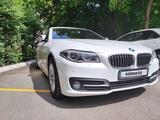 BMW 528 2016 года за 13 800 000 тг. в Нур-Султан (Астана) – фото 4