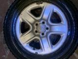 Комплект шин Dunlop Grandtrek SJ6 с дисками (всесезонка) за 110 000 тг. в Алматы – фото 2