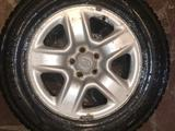 Комплект шин Dunlop Grandtrek SJ6 с дисками (всесезонка) за 110 000 тг. в Алматы – фото 5