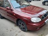 Chevrolet Lanos 2007 года за 1 320 000 тг. в Нур-Султан (Астана) – фото 3