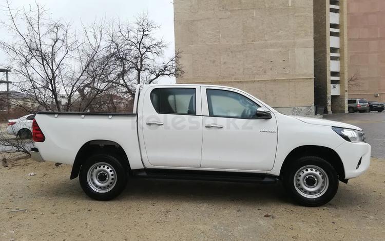 Toyota Hilux 2019 года за 15 400 000 тг. в Актау