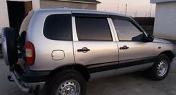 Chevrolet Niva 2004 года за 2 100 000 тг. в Атырау – фото 2