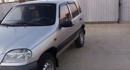 Chevrolet Niva 2004 года за 2 100 000 тг. в Атырау – фото 5