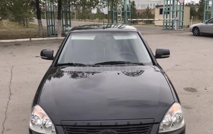 ВАЗ (Lada) Priora 2172 (хэтчбек) 2013 года за 2 200 000 тг. в Нур-Султан (Астана)