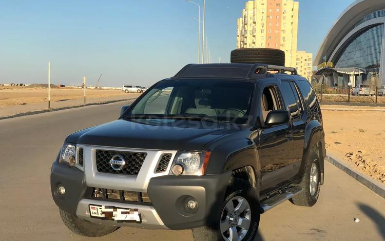 Nissan Xterra 2012 года за 6 200 000 тг. в Актау